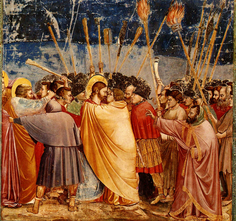 giotto_judas