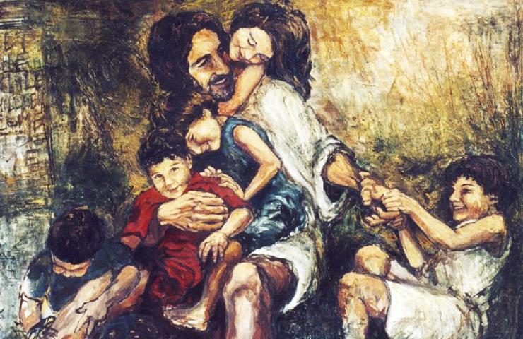 """Oración del martes: """"Te alabo, Padre, por haberlas revelado a los pequeños"""""""