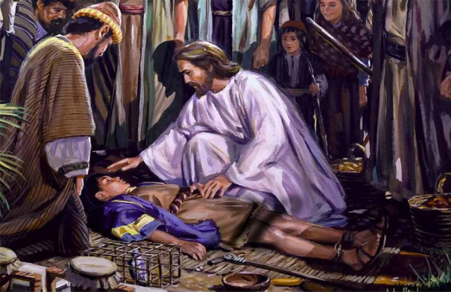 """Oración del lunes: """"Creo, ¡pero ayuda mi poca fe!"""""""