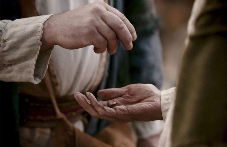 Oración del miércoles: «Tu Padre, que ve en lo secreto, te recompensará»