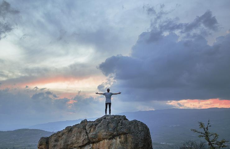 """Oración del jueves: """"Padre nuestro, que estás en el cielo, santificado sea tu Nombre"""""""