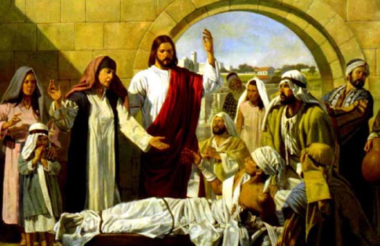 """Oración del lunes: """"Levántate y quédate de pie delante de todos"""""""