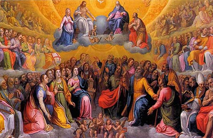 """Oración del jueves: """"Solemnidad de Todos los Santos"""""""