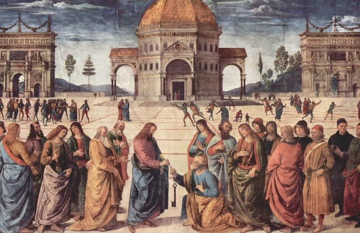 """Oración del viernes: """"Así instituyó a los Doce"""""""