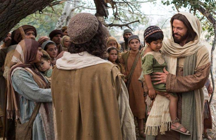 """Oración del miércoles: """"Si alguno quiere ser el primero, que se haga el último y el servidor de todos"""""""
