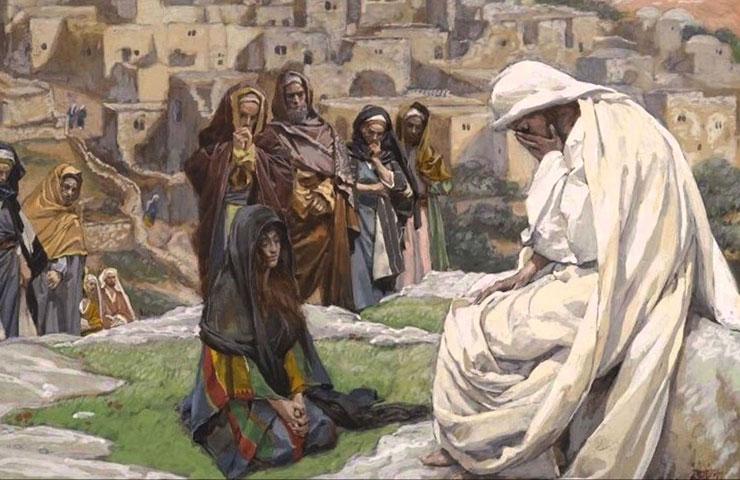 """Oración del martes: """"Yo les aseguro que, en el día del Juicio, la tierra de Sodoma será tratada menos rigurosamente que tú"""""""
