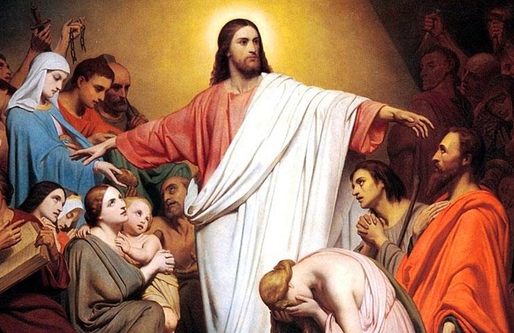 """Oración del miércoles: """"Te alabo, Padre, por haber revelado esto a los pequeños"""""""