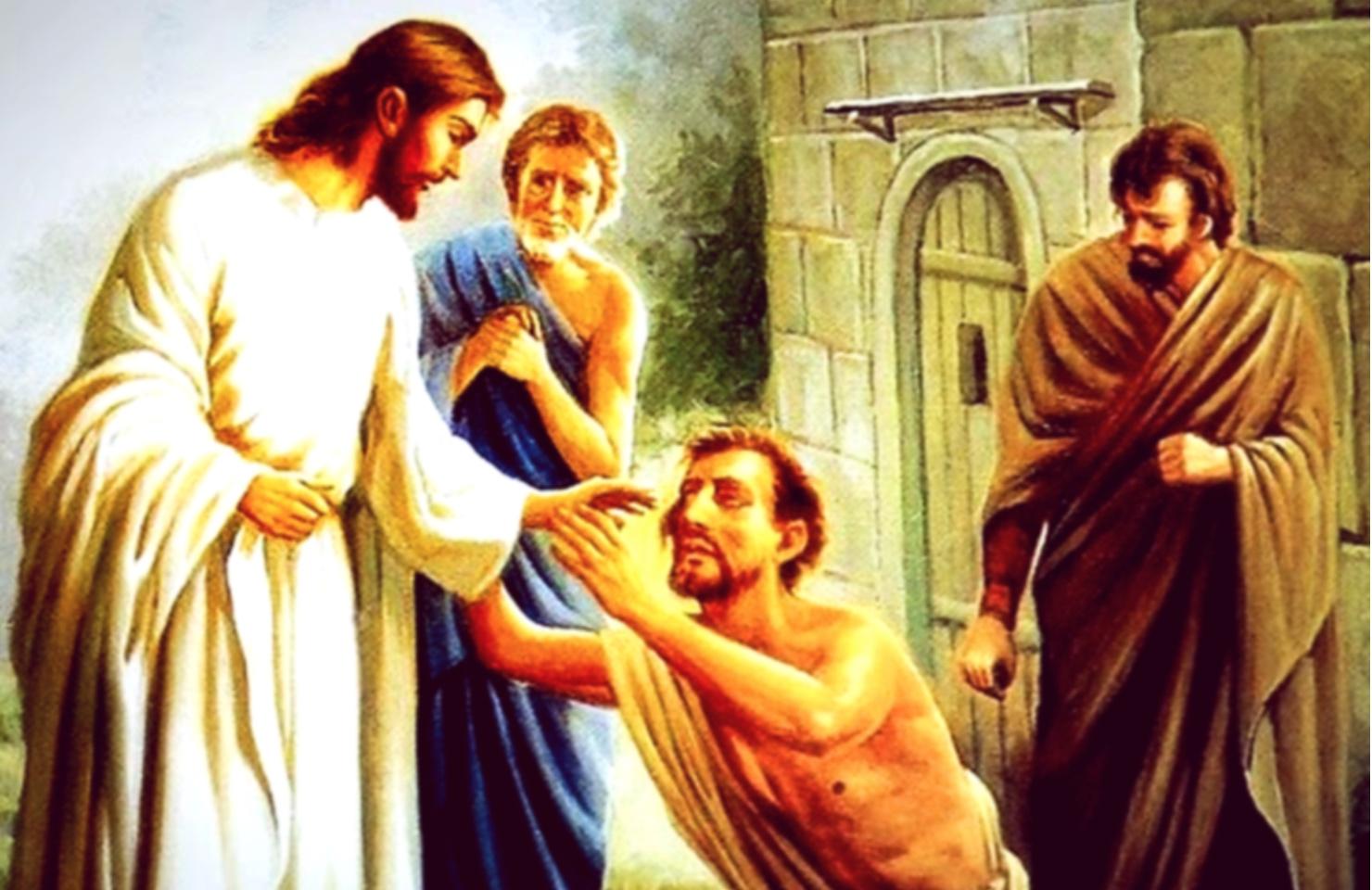"""Oración del viernes: """"Si quieres puedes purificarme"""""""