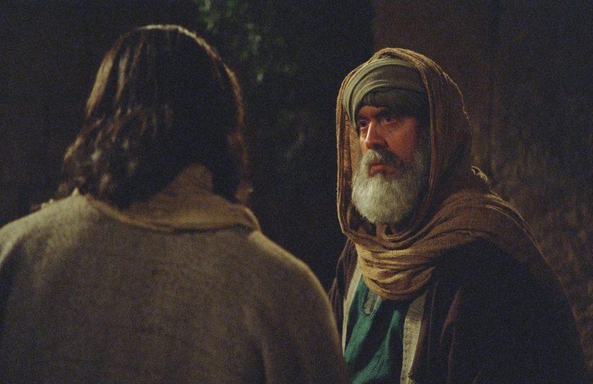Nicodemo y Jesús