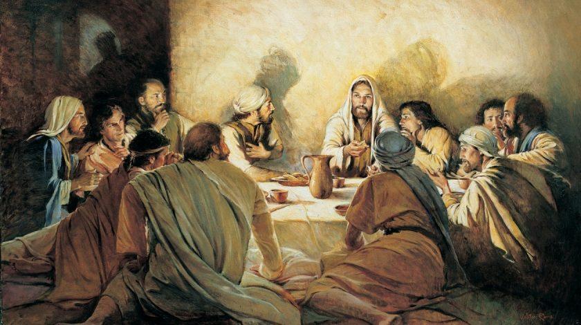 cena jesus Jueves-Santo