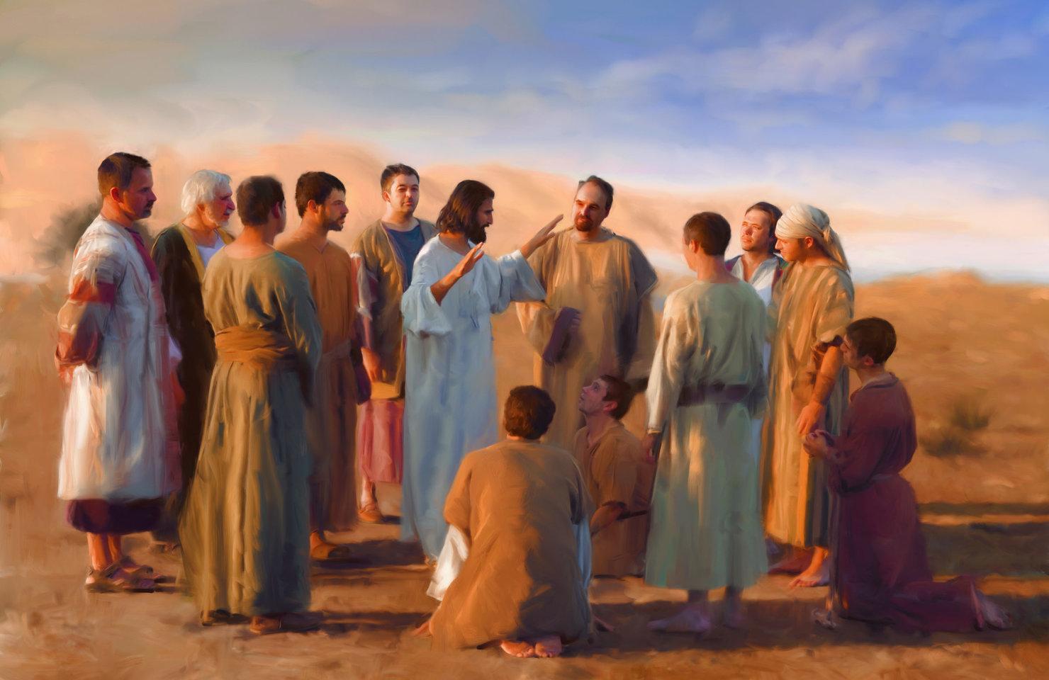 Oración del jueves: «Quien acoja al que yo envíe, me acoge a Mí»