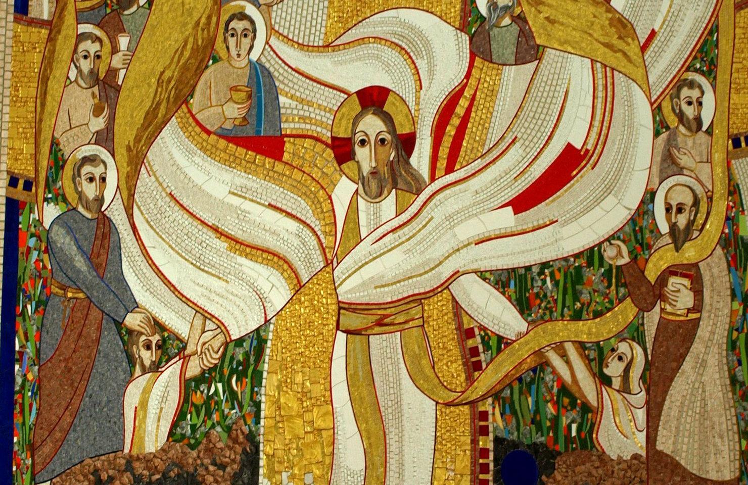 Oración del miércoles: «Yo soy la luz, y he venido al mundo para que todo el que crea en Mí no permanezca en las tinieblas»