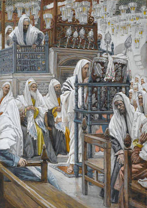 James-Tissot-Jesus-Unrolls-the-Book-in-the-Synagogue