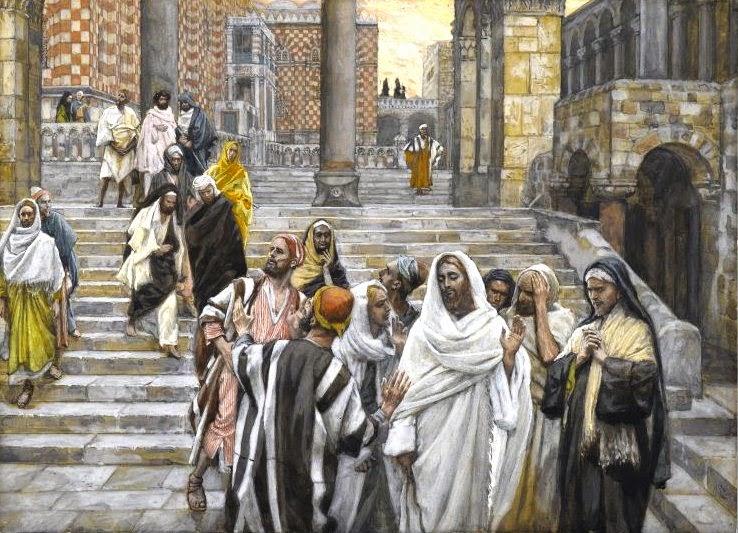 """Oración del martes: """"Cuando hayan levantado al Hijo del hombre, entonces sabrán que Yo Soy"""""""