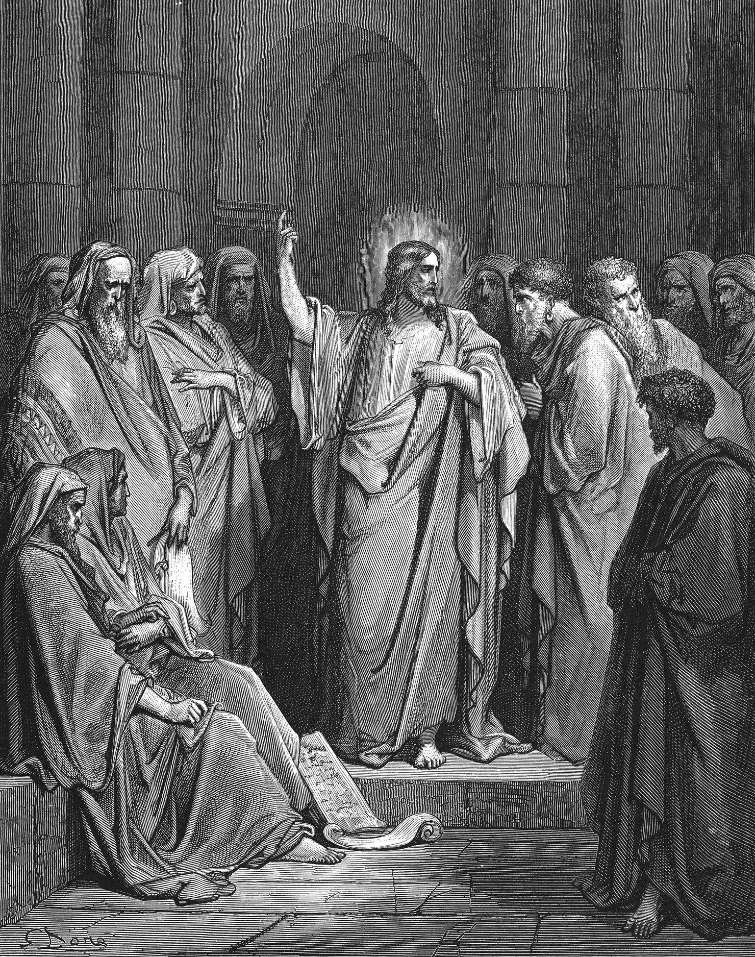 """Oración del jueves: """"El Padre que me envió ha dado testimonio de mí"""""""