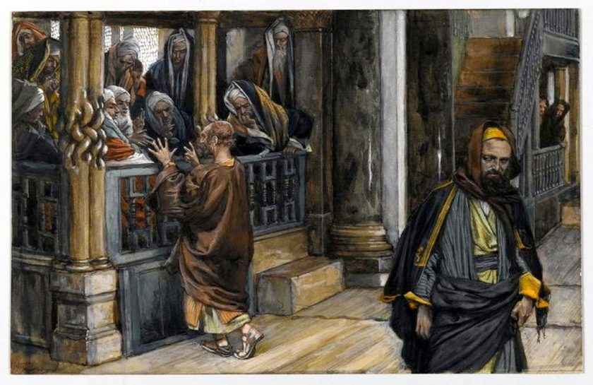 Traicion de Judas