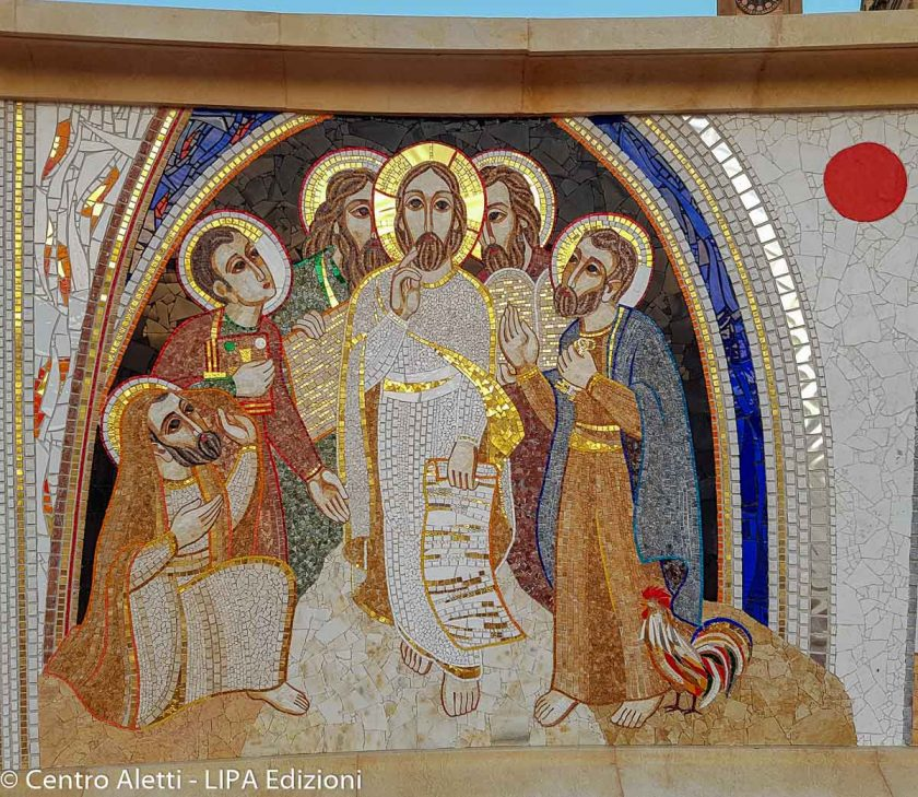 Santuario-Ta-Pinu-Gozo-Malta-Misteri-Luminosi-4-La-TrasfigurazioneS
