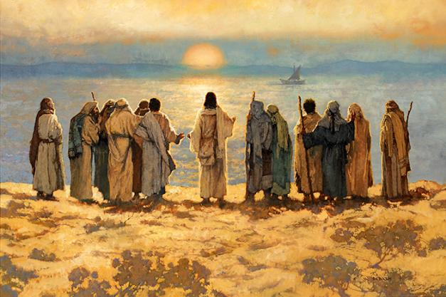 Jesus apostles