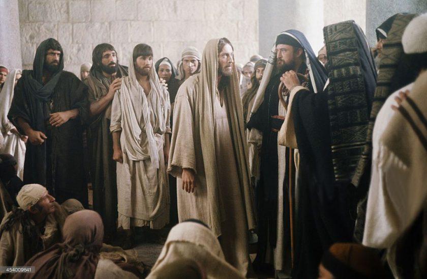 jesus  fariseos