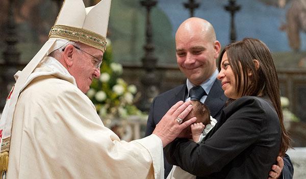 Papa y familias