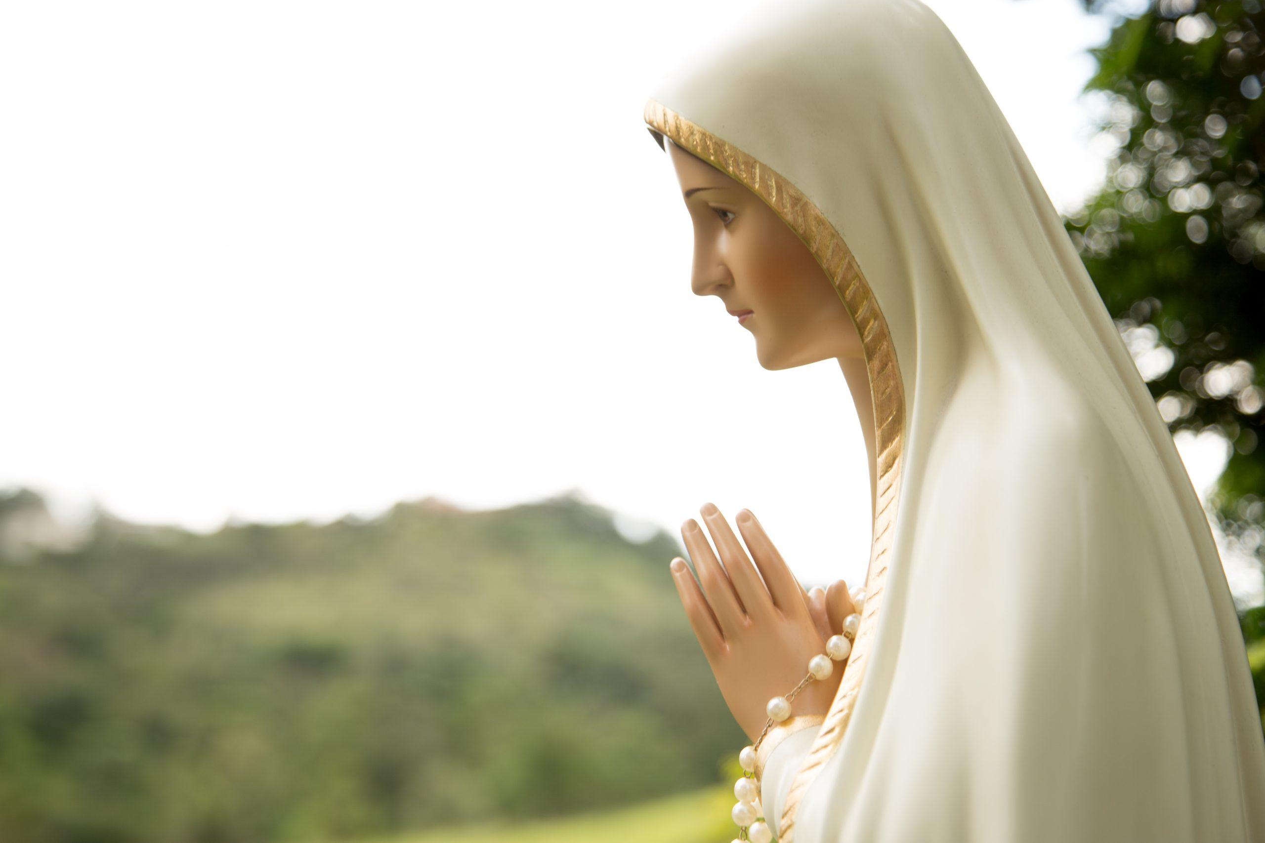 Virgen de Fatima by Cathopic