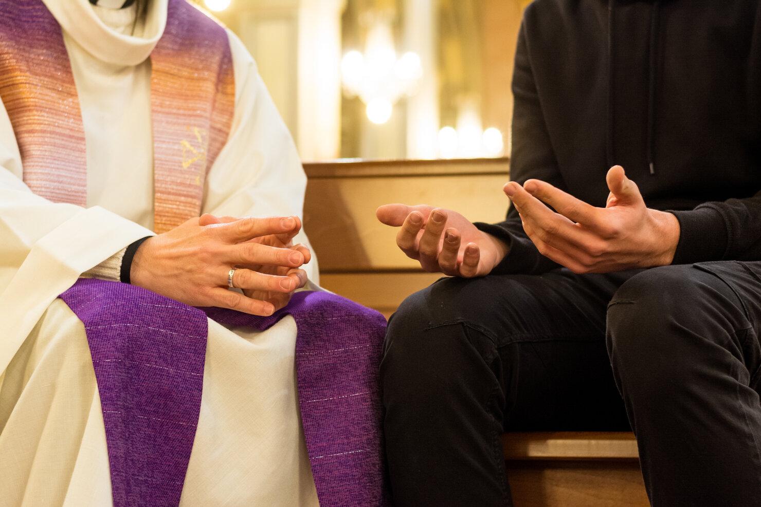 Sacramento Confesión Cuaresma