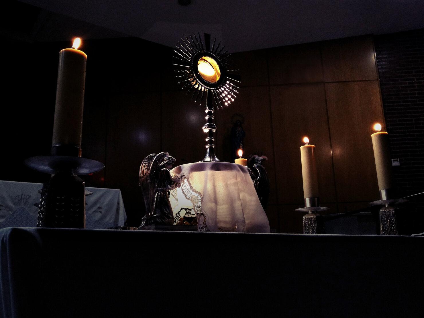 Oracion Sacramento